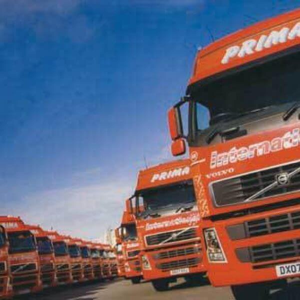 haulage signage