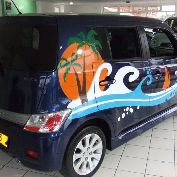 custom livery