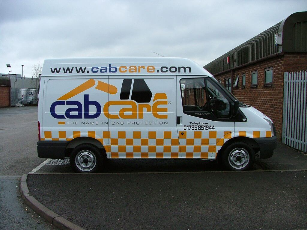 Spectrum Signs | Vehicle Livery & Wraps | Van Signwriting ...